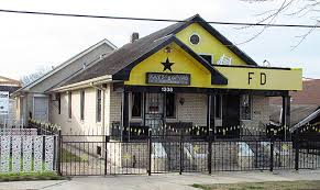 Memory of a Miner music - Harlan County - Fats Domino's house in New Orleans